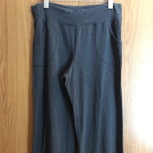 Lululemon Still Pants Dark Grey Size 8